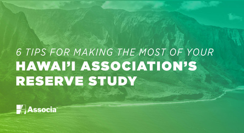 6 Tips for Making the Most of Your Hawai'i Association's Reserve Study