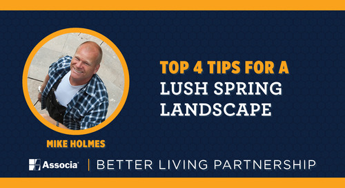 Top 4 Tips for a Lush Spring Landscape