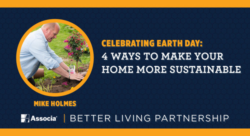 Celebrating Earth Day: 4 Ways to Make your Home More Sustainable
