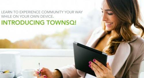 TownSq Kick Off