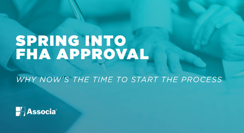 Spring into FHA Approval: Why Now's the Time to Start the Process