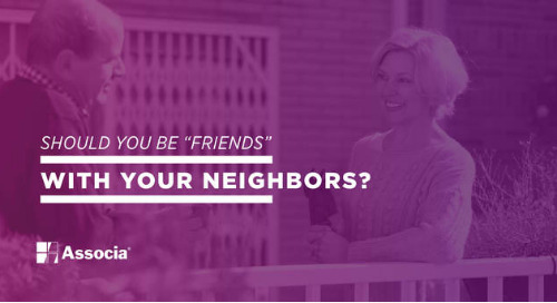 "Should You be ""Friends"" with Your Neighbors?"