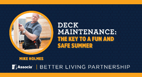 Deck Maintenance: The Key to a Fun and Safe Summer