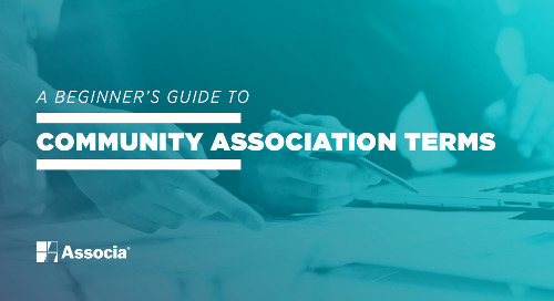 A Beginner's Guide to Community Association Terms