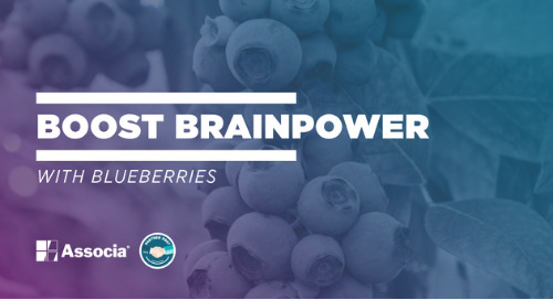 Partner Post: Boost Brainpower with Blueberries