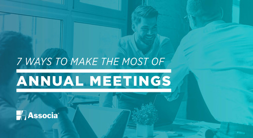 7 Ways to Make the Most of Annual Meetings