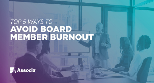 Top 5 Ways to Avoid Board Member Burnout
