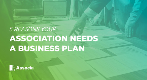 5 Reasons Your Association Needs a Business Plan