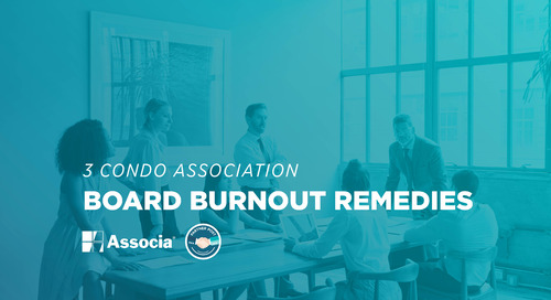 Partner Post: 3 Condo Association Board Burnout Remedies