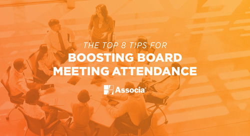 The Top 8 Tips for Boosting Board Meeting Attendance