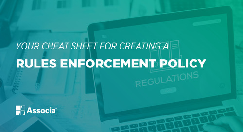 Your Cheat Sheet for Creating a Rules Enforcement Policy