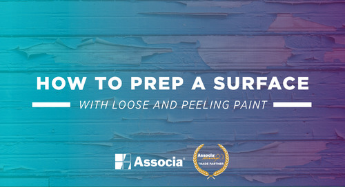 Partner Post: How to Prep a Surface with Loose and Peeling Paint