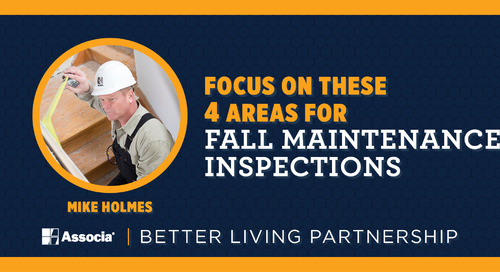 Focus on These 4 Areas for Fall Maintenance Inspections