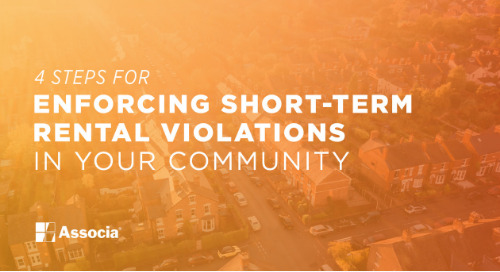 4 Steps for Enforcing Short-Term Rental Violations in Your Community