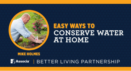 Easy Ways to Conserve Water at Home