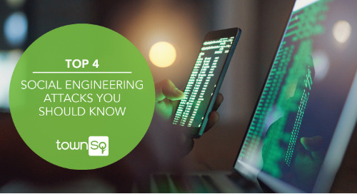 Partner Post: Top 4 Social Engineering Attacks You Should Know