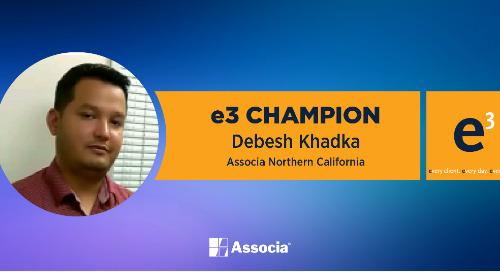 e3 Champion: Coaching His Team to Success