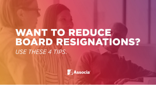 Want to Reduce Board Resignations? Use These 4 Tips.