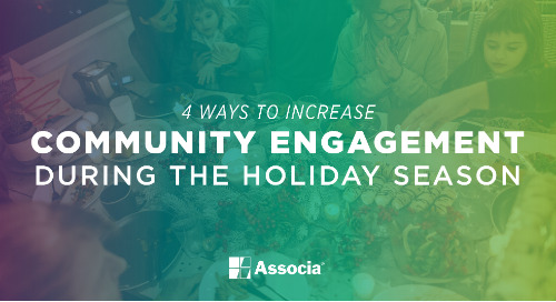 4 Ways to Increase Community Engagement During the Holiday Season