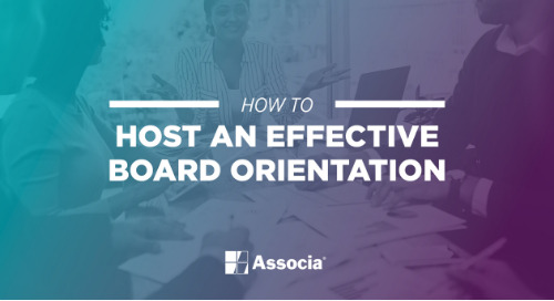 How to Host an Effective Board Orientation