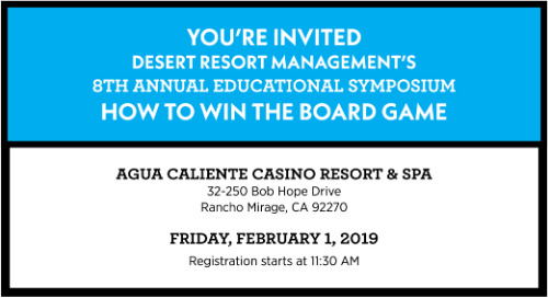 Top 3 Reasons to Attend Desert Resort Management's 8th Annual HOA Education Symposium