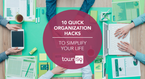 Partner Post: 10 Quick Organization Hacks to Simplify Your Life