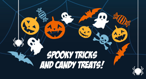 Spooky Tricks and Candy Treats!