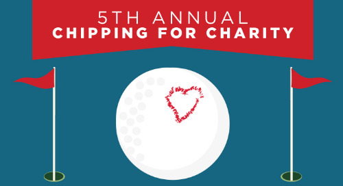 5th Annual Chipping for Charity Golf Tournament