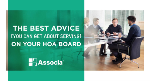 HOA Living 101: The Best Advice You Can Get About Serving on Your HOA Board