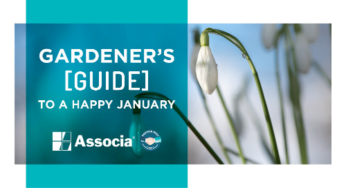 Partner Post: Gardener's Guide to a Happy January