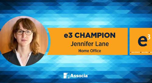 e3 Champion: Supporting Technology Improvements
