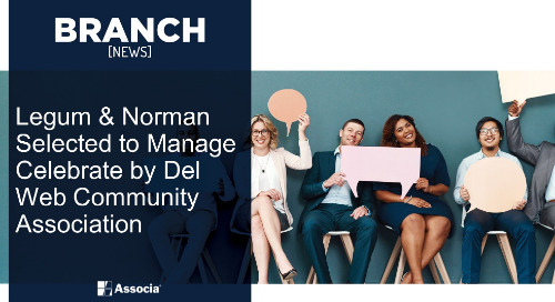 Legum & Norman Selected to Manage Celebrate by Del Web Community Association