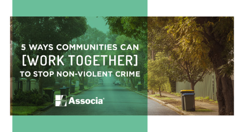 Partner Post: 5 Ways Communities Can Work Together to Stop Non-Violent Crime