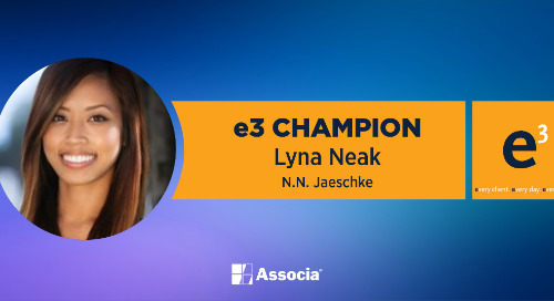 e3 Champion: Going Above and Beyond for Clients