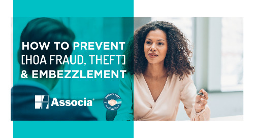 How to Prevent HOA Fraud, Theft, & Embezzlement