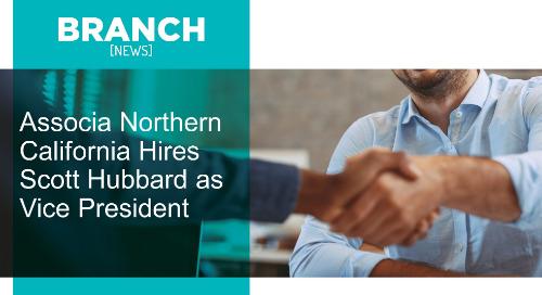 Associa Northern California Hires Scott Hubbard as Vice President