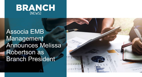Associa EMB Management Announces Melissa Robertson as Branch President