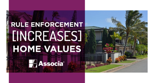 Rule Enforcement Increases Home Values