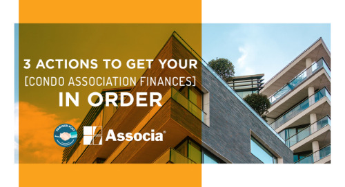 Partner Post: Three Actions to Get Your Condo Association Finances in Order