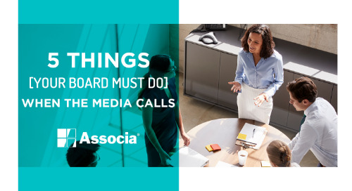 5 Things Your HOA Board Must Do When the Media Calls