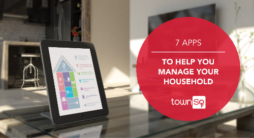 Partner Post: 7 Apps to Help You Manage Your Household