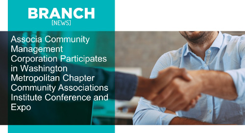 Associa Community Management Corporation Participates in Washington Metropolitan Chapter Community Associations Institute Conference and Exp