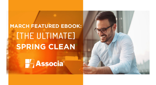 March Featured Ebook: The Ultimate Spring Clean