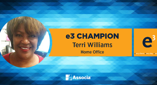 e3 Champion: A Display of Family Spirit