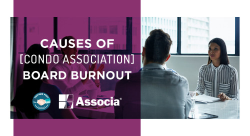 Partner Post: Causes of Condo Association Board Burnout