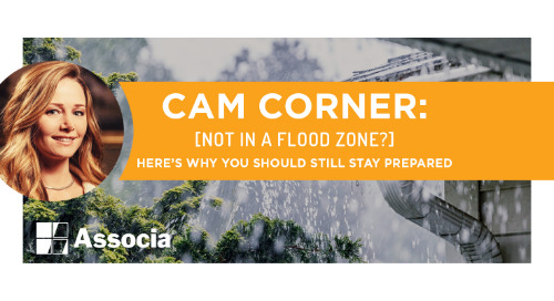 Not in a Flood Zone? Here's Why You Should Still Stay Prepared