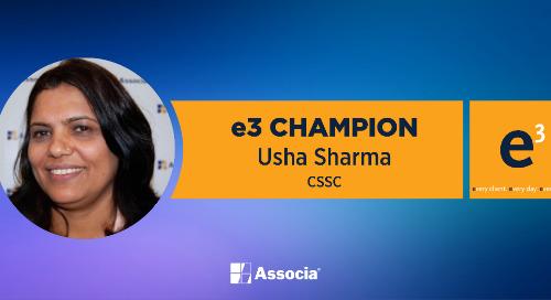 e3 Champion: A Dedication to Excellence