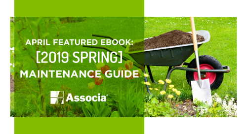 April Featured Ebook: 2019 Spring Maintenance Guide