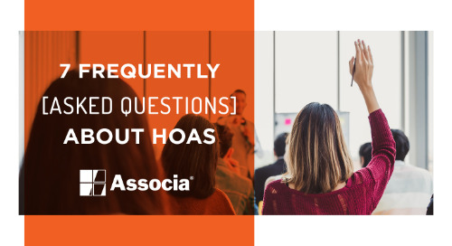 7 Answers to the Most Frequently Asked HOA Questions