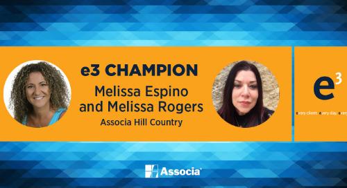 e3 Champion: Enacting Positive Change in Communities